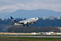 C-GWCT @ YVR - Take off YVR - by Manuel Vieira Ribeiro