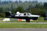 C-FUAX @ CYNJ - Departing - by Guy Pambrun