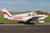 G-AVSA photo, click to enlarge