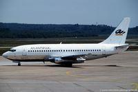 TF-AIC @ EDDK - Boeing 737-205 - Atlantsflug - 21184 - TF-AIC - 15.06.1992 - CGN - by Ralf Winter