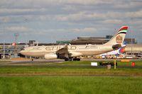A6-EYG @ EGCC - manchester airport - by capturedwings