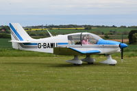 G-BAMU @ X3CX - Just landed at Northrepps. - by Graham Reeve