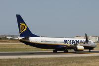 EI-EVD @ LMML - B737-800 EI-EVD Ryanair - by Raymond Zammit