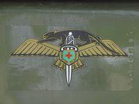 182 - ex Gendarmerie (F-MJSA, F-MJAH), ex Trans Hélico Caraïbes aux Antilles (F-GIJK), now Conservatoire de l'air et de l'espace d'Aquitaine. - by Jean Goubet-FRENCHSKY