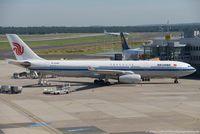 B-5946 @ EDDL - Airbus A330-343 - CA CCA Air China - 1525 - B-5946 - 17.08.2016 - DUS - by Ralf Winter