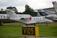 D-IKCS @ EDDL - Cessna 525 CitationJet 1 - AKE Aviation - 525-0396 - D-IKCS - 01.07.2016 - DUS - by Ralf Winter