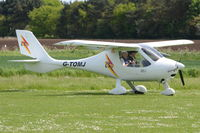 G-TOMJ @ X3CX - Just landed at Northrepps. - by Graham Reeve