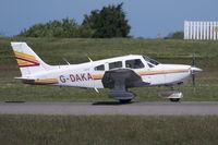 G-DAKA @ EGJB - Ariving at Guernsey - by alanh