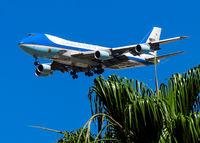 92-9000 @ KPSP - Palm Springs Approach - by Jeff Sexton