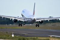 F-GMZA @ LFBD - Air France 6266 landing runway 11 - by Jean Goubet-FRENCHSKY