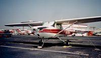 N11281 @ KHWD - Hayward Airport California 1999? - by Clayton Eddy