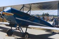 N7172 @ MCE - Merced Airport California 1986. - by Clayton Eddy