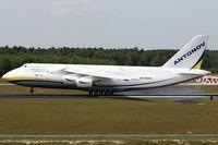 UR-82009 @ EHEH - eindhoven, arriving as ADB286 - by Jeroen Stroes