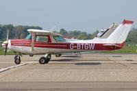 G-BTGW @ EGKA - Previously N757KY. Owned by Stapleford Flying Club Ltd. - by Glyn Charles Jones