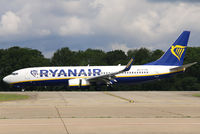 EI-DWI @ EBCI - Landing at Gosselies. - by Raymond De Clercq