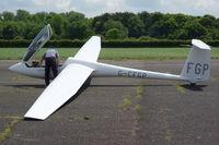 G-CFGP @ X3TB - Parked at Nibenham.