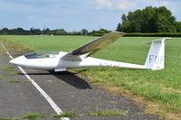 G-CFGP @ X3TB - Parked at Tibenham.