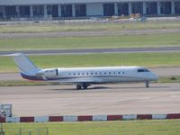 9H-YOU @ EBBR - private jet at brussel - by fink123