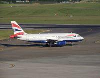G-EUPT @ EBBR - BRITISH AIRWAYS AT BRUSSEL - by fink123