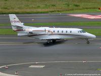 D-CKHG @ EDDL - Cessna 560XL Citation XLS - QGA Windrose Air Charter - 560-5667 - D-CKHG - 25.05.2016 - DUS - by Ralf Winter