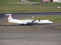 9A-CQE @ EBBR - CROATIAN AIRLINES - by fink123