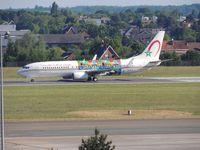 CN-RGH @ EBBR - ROYAL AIR MAROC - by fink123