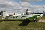 G-AYFD photo, click to enlarge