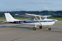 LX-AIC @ LSZG - at Grenchen airport - by sparrow9