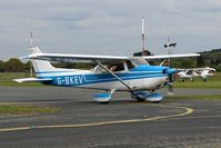 G-BKEV @ EGBO - @ the Radial&Trainers Fly-In Wolverhampton(Halfpenny Green)Airport. Ex:-PH-WLH,OO-CNE. - by Paul Massey