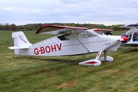G-BOHV @ EGBO - @ the Radial&Trainers Fly-In Wolverhampton(Halfpenny Green)Airport. - by Paul Massey