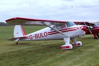 G-BULO @ EGBO - @ the Radial&Trainers Fly-In Wolverhampton(Halfpenny Green)Airport. Ex:-N1489K,NC1489K. - by Paul Massey
