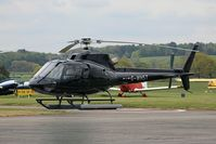 G-WHST @ EGBO - @ Wolverhampton(Halfpenny Green)Airport. Ex:-G-BWYA. - by Paul Massey