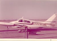 N2267F @ ?? - I took this photo sometime back in the late '70's. I don't remember why or who was the owner of the aircraft. Would like to find out! - by Robert Parks