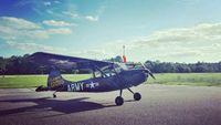 N6620N @ 33J - Cessna L19 Birddog - by Jeff Hatcher
