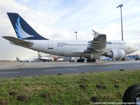 CS-TGV @ EDDK - Airbus A310-304 - S4 RZO SATA International 'S.Miguel' ztrew- 651 - CS-TGV - 24.02.2016 - CGN - by Ralf Winter