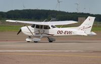 OO-EVH @ EHLE - Lelystad Airport - by Jan Bekker