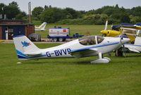 G-BVVP @ EGLM - Europa Tri-Gear at White Waltham. - by moxy