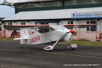 G-BOHV @ EGBO - at the Radial & Trainer fly-in - by Chris Hall