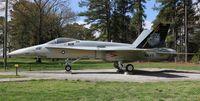 162838 @ AYX - F/A-18A - by Florida Metal