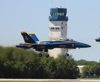 162885 @ LAL - Blue Angels - by Florida Metal