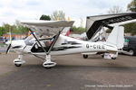 G-CIEE @ EGBO - at the Radial & Trainer fly-in - by Chris Hall