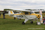 G-ARON @ EGBO - at the Radial & Trainer fly-in - by Chris Hall