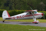 G-BULO @ EGBO - at the Radial & Trainer fly-in - by Chris Hall