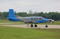 N216PK @ KMGC - Pacific Aerospace PAC-750XL - by Mark Pasqualino