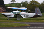 G-BYEE @ EGBO - at the Radial & Trainer fly-in - by Chris Hall