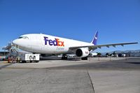 N679FE @ KBOI - Parked on the FedEx ramp. - by Gerald Howard
