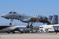 78-0634 @ KBOI - Landing RWY 10R. 190th Fighter Sq. Idaho ANG. - by Gerald Howard