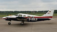 D-GOLD @ EHLE - Lelystad Airport - by Jan Bekker