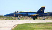 163485 @ BKL - Blue Angels - by Florida Metal