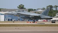166610 @ LAL - Super Hornet - by Florida Metal
